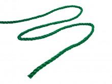 All-In Sport: um Fußballtornetze am Bodenrahmen zu umwickeln. Polyethylenseil 6 mm.