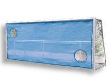 All-In Sport: Het doelwanddoek van slijtvast polyethyleen (ca. 200 g/qm) is geschikt voor gebruik tijdens trainingen én voor speciale manifestaties. Te...