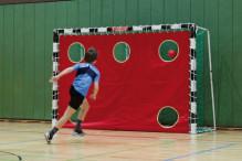 All-In Sport: Optimaliseer en verbeter de werp- en doelschiettraining. Ideaal voor het trainen van de werp- en schietvaardigheid. Het doelhanddoek is m...