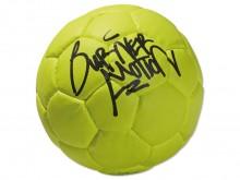 All-In Sport: <p>De originele bal van de Burner Games! Dankzij de speciale constructie en de zachte schuimstof vulling maakt deze bal supersnelle worpe...