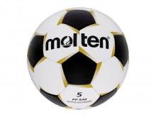 All-In Sport: Zeer goede trainingsbal van synthetisch leder, slijtvast, vormstabiel en goede stuiteigenschappen.