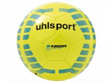 All-In Sport: <b>Uhlsport® Lightball M-Konzept LITE SOFT - Mt. 3, 290 g</b><br /><br />De Junior-Trainingsbal is met 290g 44% lichter dan een volwassen...