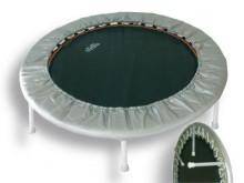 All-In Sport: met rubberkabel-ophanging voor zacht, harmonisch en gewrichtsbeschermend springen. Dankzij een doorsnede van 120 cm kan de therapeut of b...