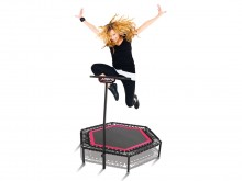 All-In Sport: Jumping Fitness - de perfecte conditietraining! De trampoline-workout in een groep in de sportschool of tussen de eigen vier muren op mot...