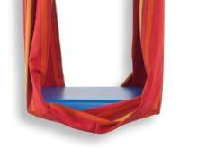 All-In Sport: Met slijtvaste kunstleren bekleding en vaste schuimstof polstering 6 cm dik.