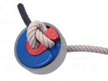 All-In Sport: Zit- en beschermkap als praktische aanvulling op de schommelschotel SwingTop. De aangenaam zachte kap is eenvoudig over de SwingTop te pl...