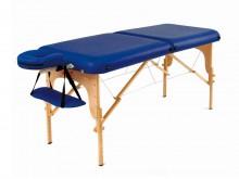All-In Sport: De massagebank, die overal mee naar toe kan worden genomen. Inclusief verstelbaar hoofddeel, positief en negatief verstelbaar en insteekb...