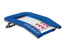 All-In Sport: De trampoline-springplank Booster Board combineert de functionaliteit van een klassieke springplank met de dynamiek, soepelheid en het sp...