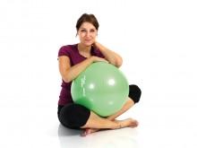 All-In Sport: De Redondobal Plus is vanwege de doorsnede en het eigengewicht uitermate geschikt voor verstevigings- en swingoefeningen. Met deze bal zi...