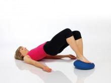 All-In Sport: Dynair Senso-balkussen van Togu voor actief en bewegelijk zitten. De luchtgevulde basis stimuleert continue compenserende bewegingen. Zo ...