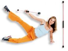 All-In Sport: Der Flexi-Bar® ist ein bewährtes Trainingsgerät für Einsteiger aber auch bereits trainierte Sportler. Er wird nicht nur in der Rückenther...