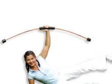All-In Sport: Voor thuistraining inclusief trainings-DVD en trainingsplan. De Swingstok voor de kleinere portemonnee! Inzetbaar voor rugpreventie, houd...