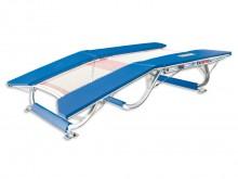 All-In Sport: Nieuwe FIG gecertificeerde dubbele minitramp. Dynamiek, design en veiligheid van topniveau.