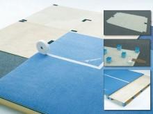 All-In Sport: 1 Zusatzelement 1,22 x 2,00 m zum selbstbauen.