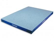 All-In Sport: <p>De laagspringende mat wordt gebruikt om de sprong te beveiligen tijdens het turnen. Door de speciale, solide constructie van de matker...