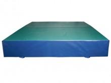 All-In Sport: <p><span>Klittenband bevestigd aan 4 zijden. De bovenste laag is gemaakt van zacht schuim voor een comfortabele, zachte landing. De onder...