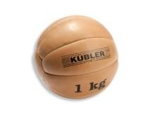 All-In Sport: De voordelige medizinballen van echt leder met vaste, milieuvriendelijke compound-speciaalvulling.
