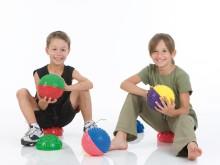 All-In Sport: Gebruiksmogelijkheden: ter stimulering van de coördinatie (b.v. balansparcours), voor diverse verstevigingsoefeningen, ter stimulering va...