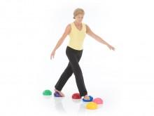 All-In Sport: Nog meer plezier in vrije tijd, therapie en training. Door de nieuwe geometrische figuren en verschillende kleuren zijn optimale spellen ...