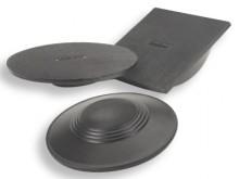 All-In Sport: Thera-Band® balanceerplank met uiterst anti-slip design en een sensomotorisch oppervlak. Daardoor nieuwe mogelijkheden in evenwichtstrain...