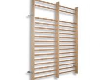 All-In Sport: volgens DIN 7910, 260 cm hoog, 200 cm breed, voor frequent gebruik in sporthallen en therapieruimtes. Zijkanten van noestvrij naaldhout, ...