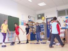 All-In Sport: De Pedalo Balance-Box bestaat uit 9 coördinatie-artikelen met verschillende moeilijkheidsniveau's, die individueel of in het frame van ee...