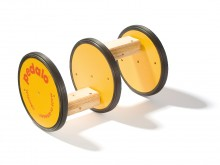 All-In Sport: Het originele Pedalo-systeem met een veelvoud aan variaties geldt als hét klassieke psychomotorische oefenmateriaal voor de meest verschi...