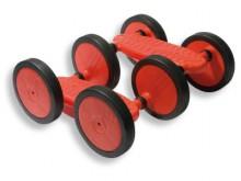 All-In Sport: Der Pedalroller wurde vor allem für das Balance-Training und die Gehschulung entwickelt. Aber schon sehr bald haben Kinder entdeckt, dass...