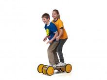 All-In Sport: ORIGINAL pedalo®-systeem voor evenwicht, coördinatie & beweeglijkheid Het Original pedalo®-systeem met de veelvoud aan variaties geldt al...