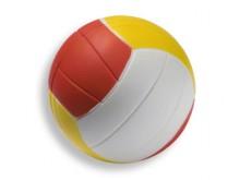 All-In Sport: Ø 20 cm, 290 gram, geel/rood/wit