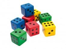 All-In Sport: Multifunctioneel, rood, blauw, groen en geel assorti.