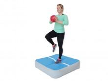 All-In Sport: Het Jump Board - uw nieuw allround-talent voor sport en recreatie. <br /><br /><b>Stepper, mat, instabiele ondergrond</b><br />Het luchtg...
