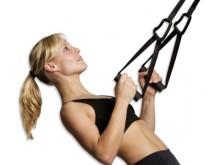 All-In Sport: de training met een rollager vergroot de mogelijkheden van de Slingtraining enorm. Door de instabiliteit, die door de rollager ontstaat, ...