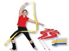 All-In Sport: De veelzijdige dubbele linten voor jong en oud. Van lang gestrekte bewegingen bij zwaaien, trekken en dirigeren – tot aan ritmisch slaan ...
