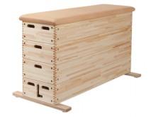All-In Sport: Kasten van geselecteerd noestvrij massief hout en hoogwaardig kernrundleer. De juiste verwerking van alle materialen zorgt voor een lange...