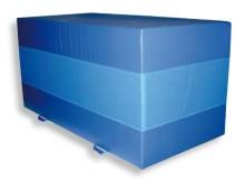 All-In Sport: Universeel trainingstoestel voor toestelturnen in school en vereniging. Kern van polyetherschuim (SG 17/20) Een polyethyleen standvlak va...