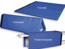 All-In Sport: Een mat te gebruiken voor drie verschillende doeleinden: Turnmat Beschermpolster Zijbescherming Als turnmat voor schoolsport, als onderla...
