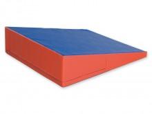 All-In Sport: Vullingen van eersteklas polyether-schuimstof, vast en elastisch, hoezen van slijtvast, scheurbestendig turnmattenstof, hygiënisch afwasb...