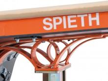 All-In Sport: DE F.I.G. gecertificeerde SPIETH springtafel Ergojet Rio met geïntegreerde veerconstructie is de ideale springtafel voor turnoefeningen. ...