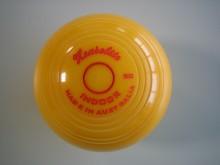 All-In Sport: Losse Koersbal in de kleuren zwart en geel. Voor de oude serie is er ook nog indien nodig een bruine koersbal.