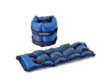 All-In Sport: Materiaal nylon, inclusief 10 zakjes à 450 gram. Totaalgewicht 2 x 2,25 kg
