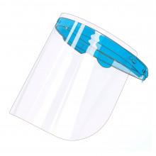 All-In Sport: <p><strong>Gezichtsschild</strong></p> <p><span>Gezichtschild met verstelbare siliconenband, perfect voor iedereen met een contactberoep...