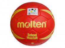 All-In Sport: De School Master handbal van Molten is een goede school- & trainingshandbal met zacht synthetisch leer als topmateriaal. Deze Molten hand...