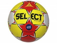 All-In Sport: <p><span style=text-decoration: underline;>Let op: de handbal Select Maxi Grip is bij de producent Select volledig uitverkocht. Leverti...