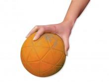 All-In Sport: Zeer zachte Dodgebal. Perfect voor gebruik op scholen. Extreem zachte en stroeve oppervlaktestructuur van slijtvast geschuimd PU-materiaal.