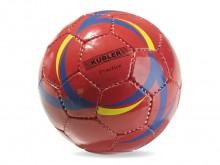All-In Sport: 32-delig, van synthetischleer, handgenaaid, omvang ca. 45 cm, gewicht ca. 145 gram, in bonte kleuren assort.