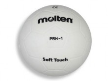 All-In Sport: Rubberbal voor spel & recreatie, goede stuitkracht, robuust. Afm.: Ø 14,5 cm, 150 gram.