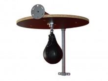 All-In Sport: In hoogte verstelbaar Speedballapparaat inclusief draaiwartel en peerbal. Het wandophangsysteem  heeft een doorsnede van ca. 60 cm en een...