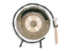 All-In Sport: Gong en staander zijn van metaal geschikt voor decoratie, kan echter ook als wedstrijd-equipment gebruikt worden. De doorsnede van deze t...