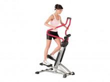 All-In Sport: <p>De ideale Stepper voor de been- en bilspieren. Versterk en verstevig de onderlichaamspieren. Weergave van: tijd, pols, energieverbruik...